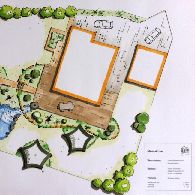 Garten Kinder mit schöne stil für ihr haus design ideen